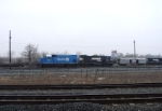 CSX 1554 and NS 5223